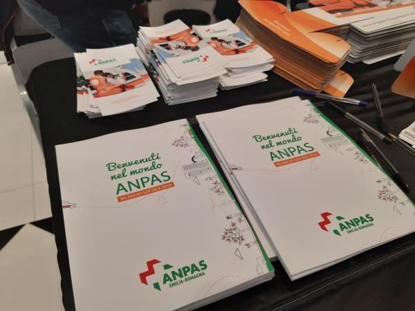 Bilancio sociale Anpae Emilia-Romagna  2018